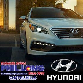 Phil Long Hyundai >> Phil Long Hyundai Chapel Hills Hyundaichapel On Pinterest