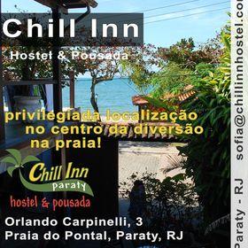 Chill Inn Hostel Pousada Paraty