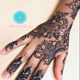 Henna by Tabassum UK