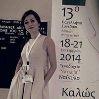 Christina Christodoulopoulou