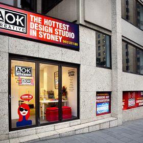 AOK Creative | Visual Communication