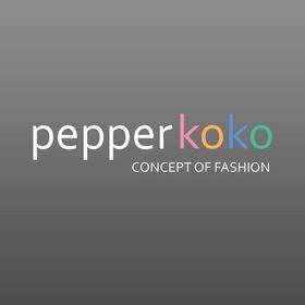 Pepperkoko 網上時裝