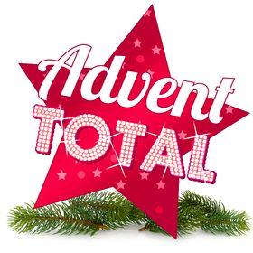 advent total adventskalender adventtotal auf pinterest. Black Bedroom Furniture Sets. Home Design Ideas