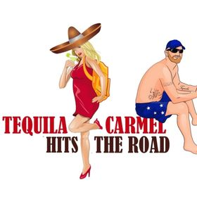 Tequila Carmel Hits The Road