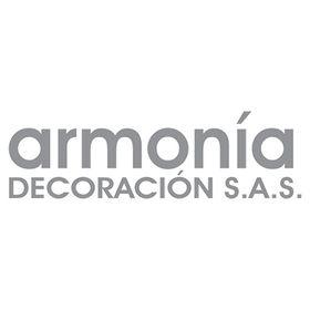 ARMONIA DECORACION SAS