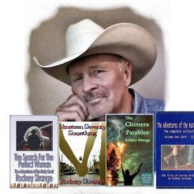 Author Rodney Strange