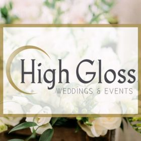 High Gloss Weddings - Ontario Wedding Planner