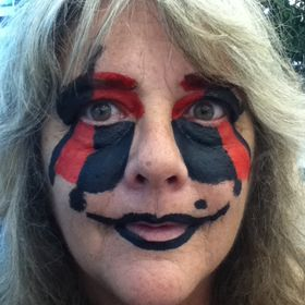 face painting by cindy