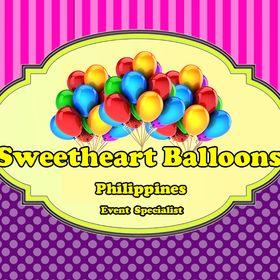 Sweetheart Balloons