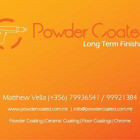Powder Coated Malta