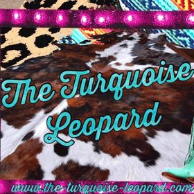 The Turquoise Leopard