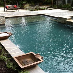 Above All Custom Pool and Landscape