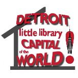 Detroit Little Free Library Capital of the WORLD!