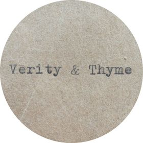 Verity & Thyme .