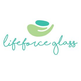 Lifeforce Glass Get Well Glass Stones 6 Messages to Bring Comfort and Hope For a Fast Recovery Inc.