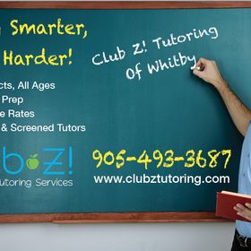ClubZ! In-Home Tutoring of Whitby