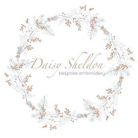 Daisy Sheldon Embroidery
