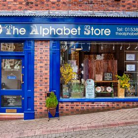 The Alphabet Store & The Stationery Box