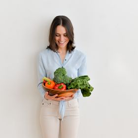 It's a Veg World After All® | Lizzie Streit, MS, RDN