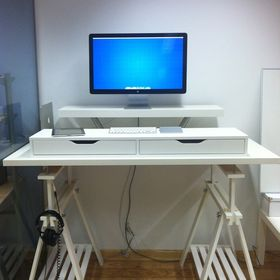 Minimalist Desk Design Ideas