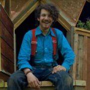 Jeffrey the natural builder