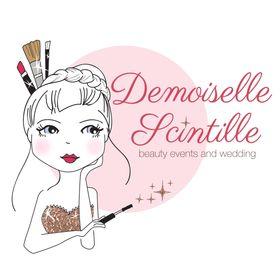 Demoiselle Scintille maquillage et chignons de la mariée