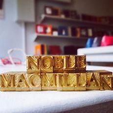 Noble Macmillan