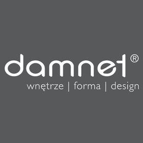 DAMNET - wnętrze   forma   design
