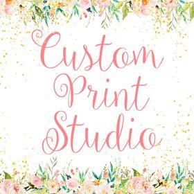 Custom Print Studio