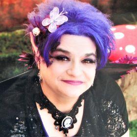 Amethyst Ways Fairies The Purple Fairy