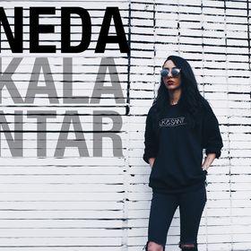 NEDA K.  |  BLK & SAINT