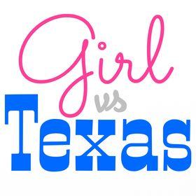 Girl vs Texas