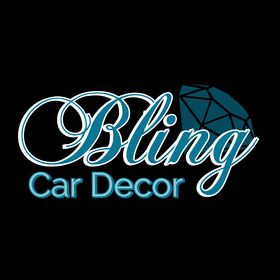 Bling Car Decor