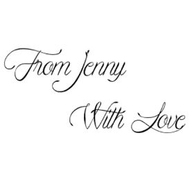 From Jenny With Love