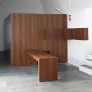 Espacios en madera. Grupo GUBIA