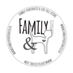 Family Portraits & CAT File Store