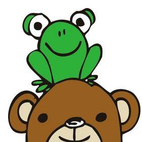 Frog Goose & Bear .