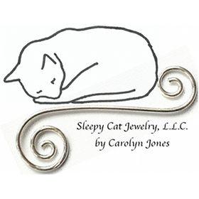 Sleepy Cat Jewelry