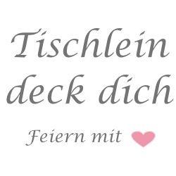 Tischlein deck dich - Tischdeko/DIY/Lifestyle❤️