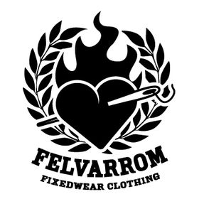 Felvarrom I Apparel from Upcycled Bicycles