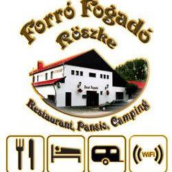 Forró Fogadó Restaurant Pansion Camping