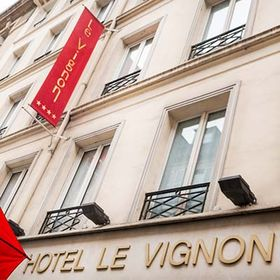 Le Vignon Hôtel