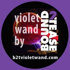 Bound2tease violet wand machines
