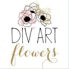 Div Art Flowers
