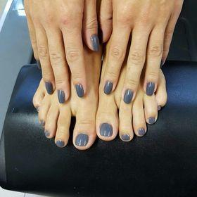 Pavlina nail art