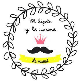 El bigote y la corona de mamá