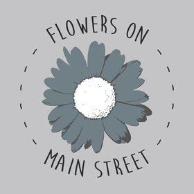 Flowers on Main Street
