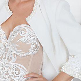Bridal Jackets And Coats