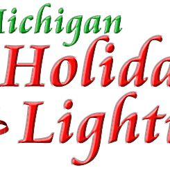 Michigan Holiday Lighting
