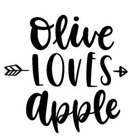 Olive Loves Apple